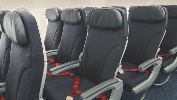 Les sièges de classe économique les plus spacieux